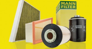 Novos filtros de gasóleo Mann-Filter na Automechanika