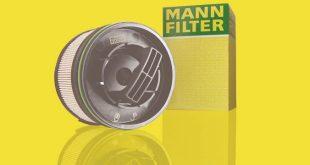 Mann+Hummel lança filtro de combustível de maior rendimento