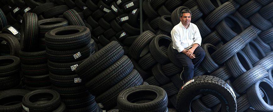 """Euro Tyre: """"Não acredito na cadeia clássica de distribuição"""""""