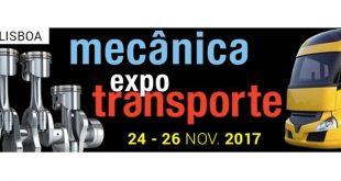 Mecânica e Expotransporte confirmadas em Lisboa em 2017