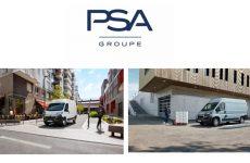 Grupo PSA apresenta Peugeot Boxer Electric e Citroën Jumper Electric