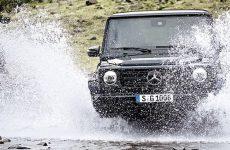 Kumho Tyre equipa nova geração do Mercedes Klasse G