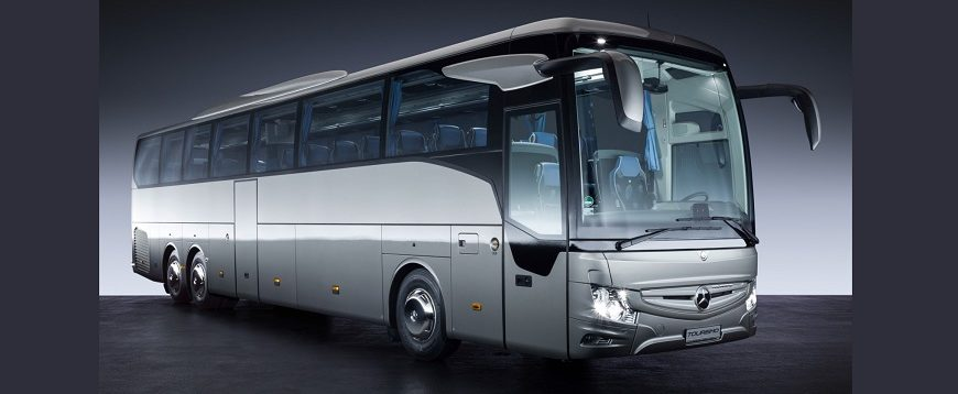 Mercedes-Benz lidera mercado de autocarros em Portugal