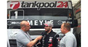 Meyle: Visita aos bastidores das corridas de camiões da FIA (com vídeo)