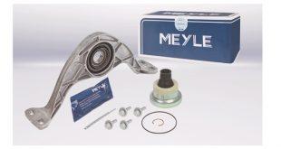 Meyle amplia gama de conjuntos de reparação do eixo da transmissão