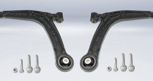 Meyle-HD lança braço transversal reforçado para Fiat