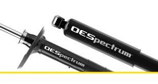 OESpectrum são os novos amortecedores topo de gama da Monroe (com vídeo)