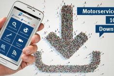 Sucesso da App Motorservice