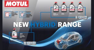 Motul lança novo produto para híbridos na Automechanika