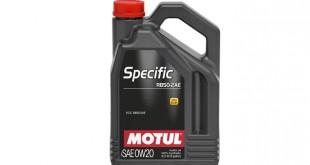 Novo lubrificante Motul para motores Volvo