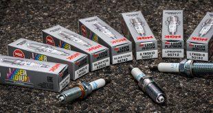 NGK traz sete velas de primeiro equipamento para o pós-venda