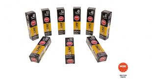 NGK Spark Plug aumenta a gama de velas V-Line