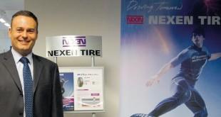 """Nexen Tire: """"Crescer fortemente na Europa"""""""