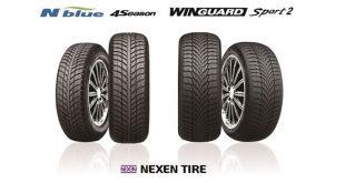 Nexen Tire com forte avaliação nos testes da Auto Bild
