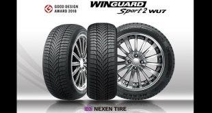 "Nexen Tyre reconhecida pelos ""Good Design Awards 2018"""