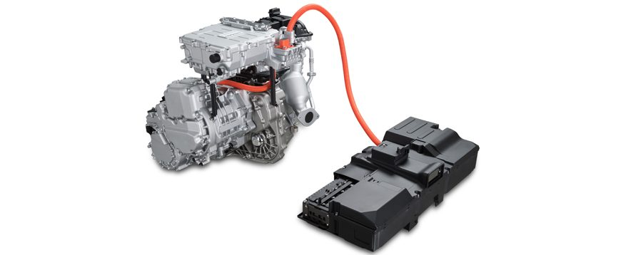 Nissan apresenta nova motorização elétrica e-POWER