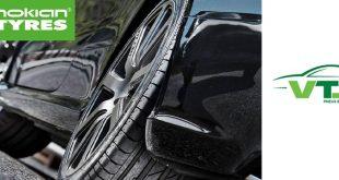 Nokian Tyres distribuída em exclusivo pela VTS em Portugal