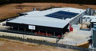 Fuchs tem nova fábrica na Austrália