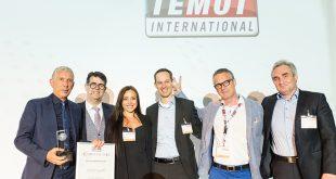 """OSRAM vence """"Temot International Supplier Award 2016"""""""