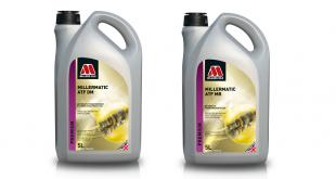 Millers Oils informa sobre normas cumpridas pelo Millermatic ATF DM eMillermatic ATF MB