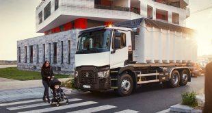 Renault Trucks com novos sistemas de segurança