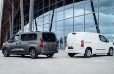 Toyota PROACE CITY em estreia mundial no Reino Unido