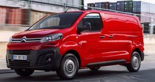 PSA apresenta novos Peugeot Expert e Citroën Jumpy
