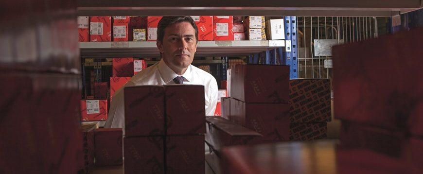 """Personalidade do mês: Pedro Díaz, ZF Aftermarket: """"Uma coisa é crescer nas vendas, outra coisa é crescer na rentabilidade"""""""