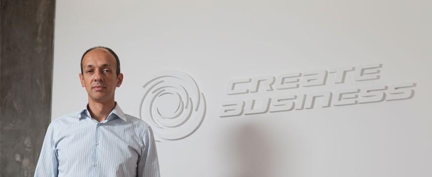 """""""A Create cria cada vez mais oportunidades"""""""