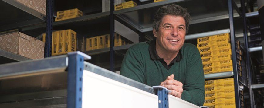"""Personalidade do mês – Pedro Rodrigues da Alecarpeças: """"O nosso serviço já não é só vender peças"""""""