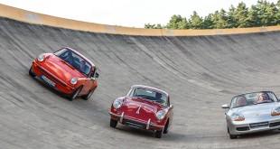 Pirelli com mais aprovações nos clássicos da Porsche
