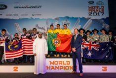 "Equipa portuguesa vence final mundial do ""Schools Technology Challenge"""