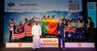 "Equipa portuguesa vence final mundial do ""Schools Technology Challenge"""