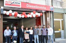 Dieselinvicta e Auto Crew inauguram novas instalações