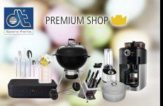 DT Spare Parts com promoção de Páscoa na Premium Shop