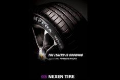 Nexen Tire equipa Porsche Macan