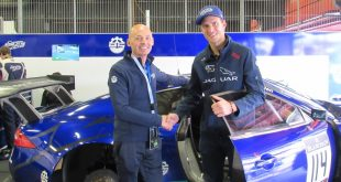 R-M torna-se patrocinador da Emil Frey Racing Team
