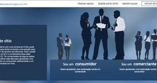 Nova plataforma RLL para resolução de conflitos nas vendas online