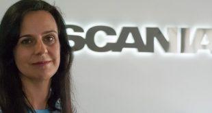 Scania Ibérica tem nova diretora de pré-vendas, marketing e comunicação