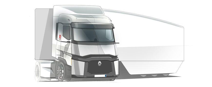 Renault Trucks lidera projeto FALCON