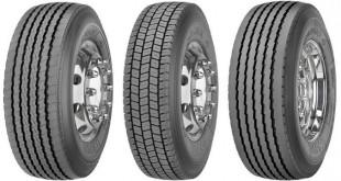 Sava apresenta novas medidas de pneu para camião