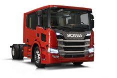 Nova Scania CrewCab