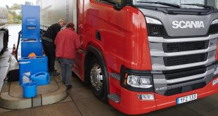 Scania lidera teste europeu do camião pelo segundo ano consecutivo