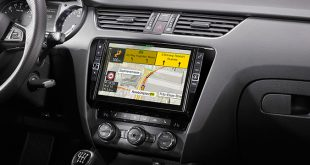 Alpine apresenta novo sistema multimédia para Skoda Octavia 3