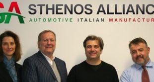 Sthenos Alliance junta fabricantes italianos de peças