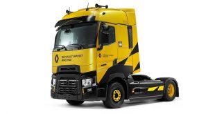 Renault Trucks lança T HIGH RENAULT SPORT RACING em série limitada