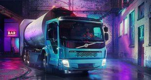 Volvo Trucks apresenta segundo modelo de camião elétrico