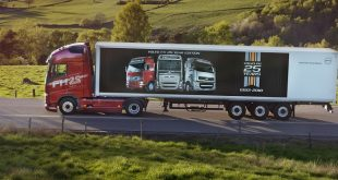 Volvo Trucks lança edição limitada do FH 25 Anos