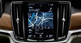 Volvo elege TomTom para mapas de navegação e tráfego