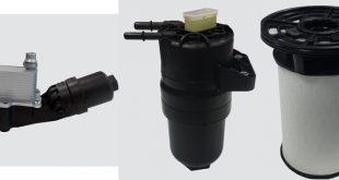 UFI Filters: módulos de filtragem de óleo e gasóleo para o Alfa Romeo Giulia